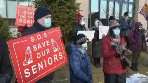 Experts warn of tough winter as COVID-19 hospitalizations surge (03:14)