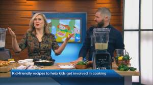 How you can get kids involved in the kitchen