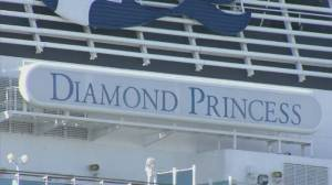 Infectious disease specialist: 'I was so scared' on Diamond Princess