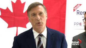 Federal Election 2019: Bernier says there is no 'climate emergency' in Canada
