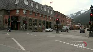 Banff tourism hit hard by COVID-19 pandemic (04:13)