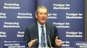 Manitoba's reopening plan coming soon (01:50)
