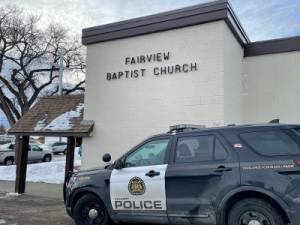 Calgary church facing fines for possible public health order violations (01:36)