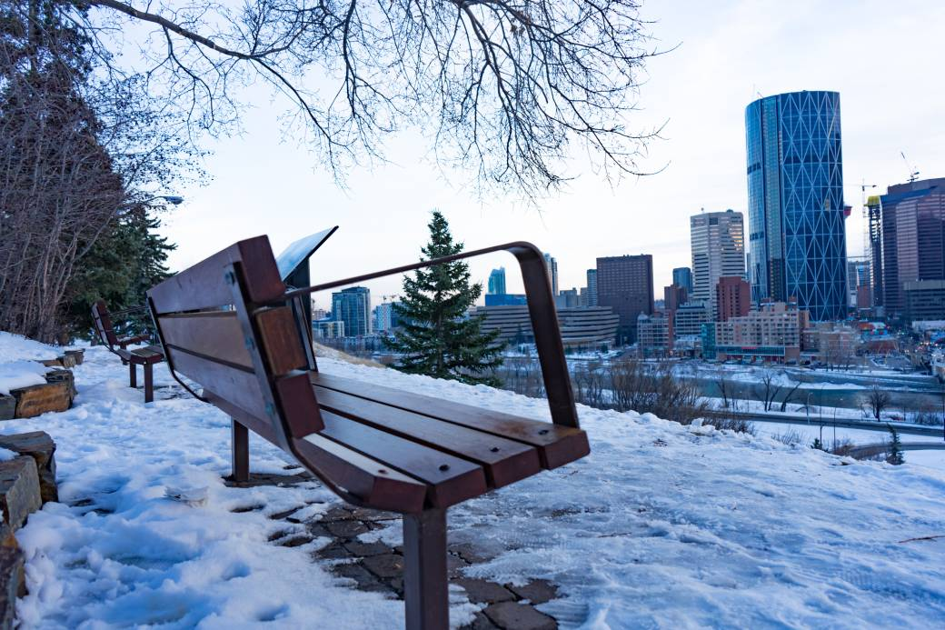 Click to play video 'Alberta's unemployment rate drops to 10.7% in January 2021'
