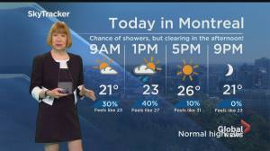 Global News Morning weather forecast: July 14, 2020