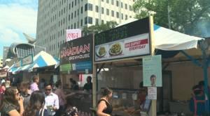 Restaurants prepare for Taste of Edmonton's return (01:27)