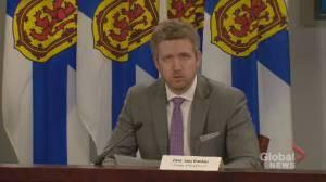 Nova Scotia pledges $1.3M to food security organizations amid COVID-19 lockdown (00:51)