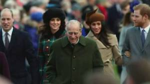 Prince Philip transfers hospitals for tests, more treatment (03:03)