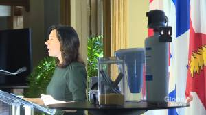 Montreal mayor unveils new action plan to tackle lead water pipes