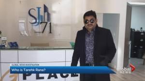 Who is Tarehk Rana?