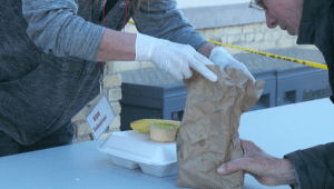 Back Door Mission supports homeless during pandemic