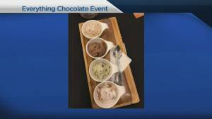 Everything Chocolate event raises funds in a sweet way for the Canadian Cancer Society