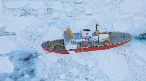 North Vancouver's Seaspan awarded icebreaker contract – again (02:17)