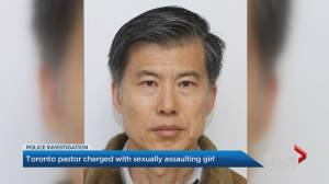Toronto pastor charged with sexual assault of 11-year-old girl, police say