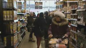 Long lineups for supplies as NL stores reopen after storm