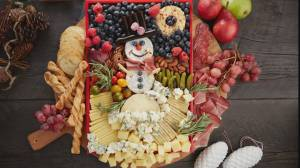How to add holiday flare to your cheeseboards (05:16)