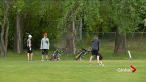 Coronavirus: 3 weeks after reopening, Saskatchewan golf courses are above par