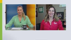 Olympic medalist Catriona Le May Doan wants all kids to have access to sports (06:05)