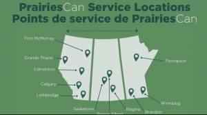 Ottawa launches new Prairie Economic Development Agency (01:42)