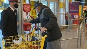 The Salvation Army launches 2020 Christmas Kettle Campaign (06:38)