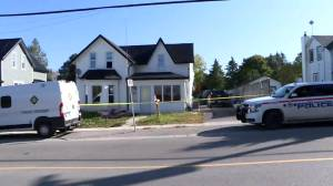Two men in critical condition after house explosion near Uxbridge