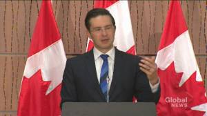 Pierre Poilievre criticizes federal government's handling of rent subsidy program