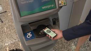 Calgarian creates digital health passport for post-pandemic travel (01:54)