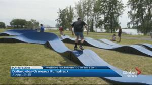 Community Events: Dollard-des-Ormeaux Pumptrack