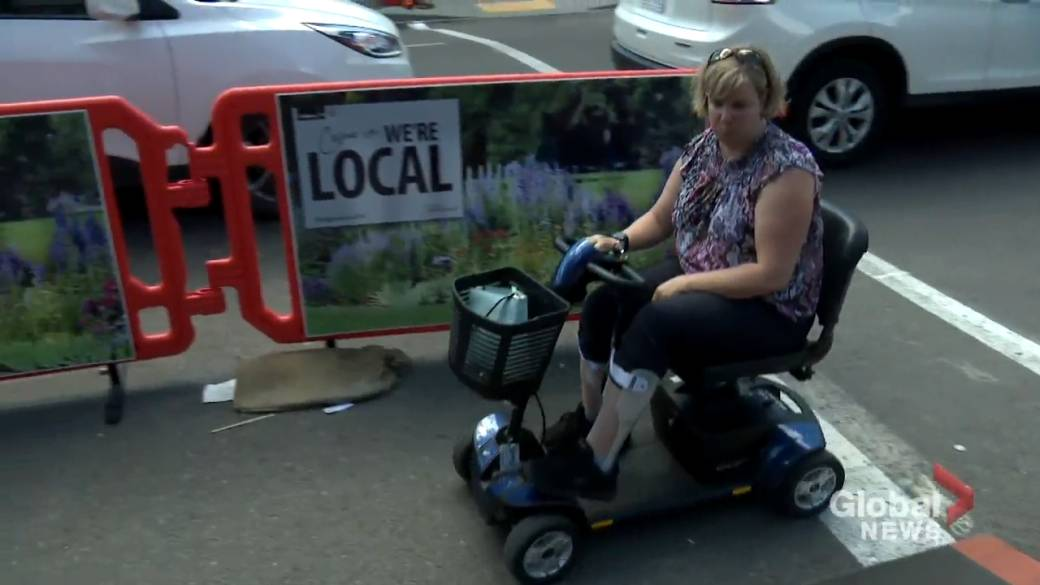 'Calgary city council votes to improve accessibility issues around Calgary pop-up patios'
