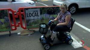 Calgary city council votes to improve accessibility issues around Calgary pop-up patios (01:51)