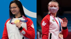 Tokyo Olympics: Canada's women continue winning streak with 1st gold, bronze medals (05:03)