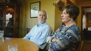 One couple with two opposing political beliefs in the Trump era