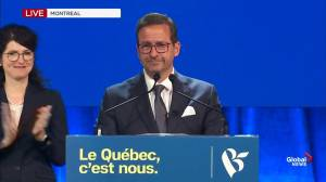 Federal Election 2019: Bloc Quebecois Leader celebrates strong showing