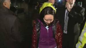 Report: U.S. deal could allow Meng Wanzhou return to China (02:32)