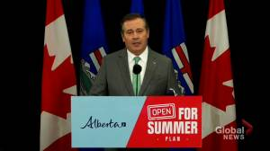 COVID-19: Kenney anticipates 'as much Stampede as the community can put on' in Calgary (02:51)