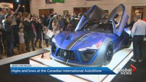 Autoshow 2020: The cheapest and the priciest cars made in Canada (02:33)