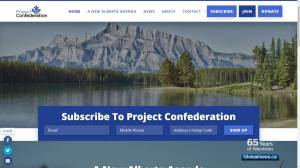 Project Confederation petitions for independent Alberta amid separation sentiments
