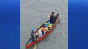 Cross-Canada canoe: Two friends paddling from the Prairies to the Maritimes (06:06)