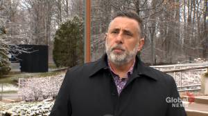 Pierrefonds mayor pushing for drive-thru COVID-19 vaccination clinic (01:50)