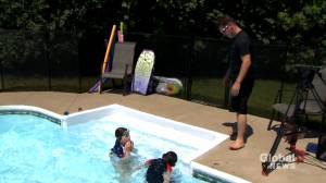 Keeping a close eye on backyard pools (02:02)