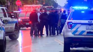 Chicago police say 14 people injured in shooting at funeral