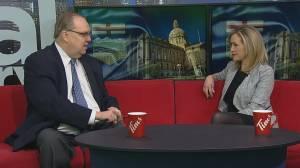 Alberta legislature opens with throne speech