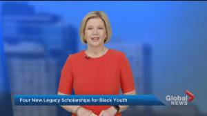 The Calgary Black Chambers launches new scholarships (04:43)