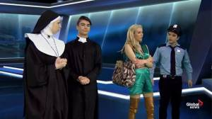 Bellerose Composite High School students present Sister Act: the musical