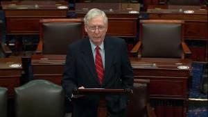 Coronavirus: U.S. Congress reaches deal on $900B COVID-19 relief package (02:26)