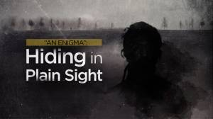 "Crime beat trailer: ""An Enigma"": Hiding in plain sight (01:15)"