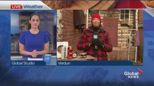 Global News Morning weather forecast: March 18, 2021 (01:51)
