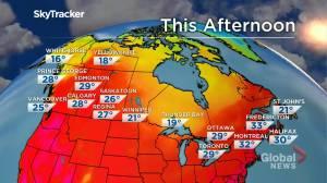 Winnipeg weather outlook: Aug. 13 (01:42)