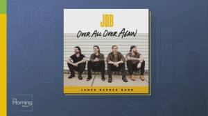 TMS Couch-ella Concert Series: James Barker Band performs 'Over All Over Again' (07:02)