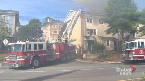 4 families displaced after north-end Halifax fire